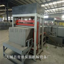匀质板设备与水泥基匀质板设备生产A级防火保温板