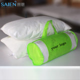 深圳厂家直销慢回弹记忆枕 竹纤维外套 碎海绵枕头