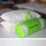 深圳廠家直銷慢回彈記憶枕 竹纖維外套 碎海綿枕頭