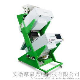 智能CCD双层单通道茶叶色选机
