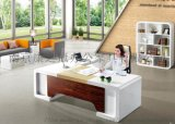 实木办公家具 定制大班桌老板桌