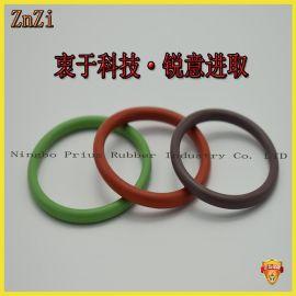 ZnZi进口O型圈耐高温高压橡胶密封垫圈规格齐全