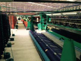 厂家定制生产针织网眼袋经编机器,网眼袋编织机
