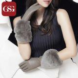 粵鑫服飾---GSG真皮手套定制款,中長禮儀款