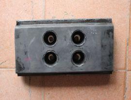 福格勒S1300-3摊铺机履带板精工制作工艺