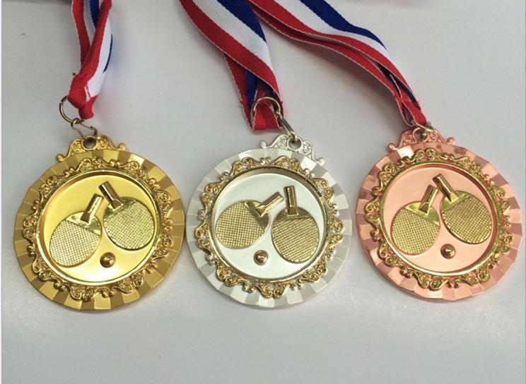 沈阳金属奖牌制作运动会奖牌设计订做厂家