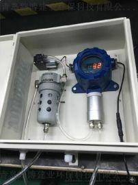 VOC固定式检测仪器管道安装设备