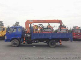 品牌昊天3-18吨起重机 湖南昊天直臂式7吨随车吊 蓝牌拖拉机7吨吊机