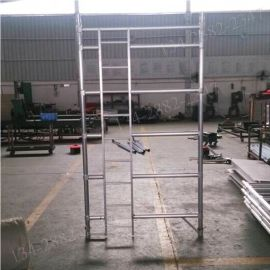 云南铝合金脚手架,快装式工作平台,室内外移动梯架,脚手架厂家