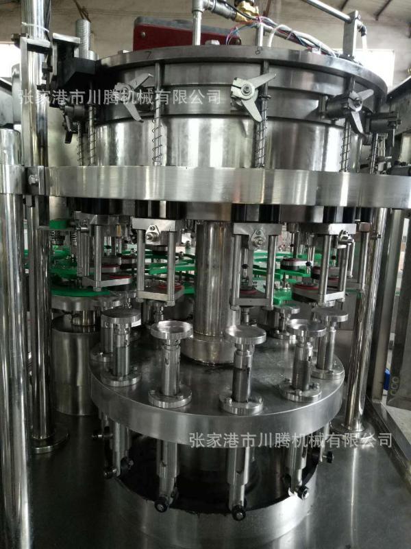 DGF12-4全自动等压灌装机二合一