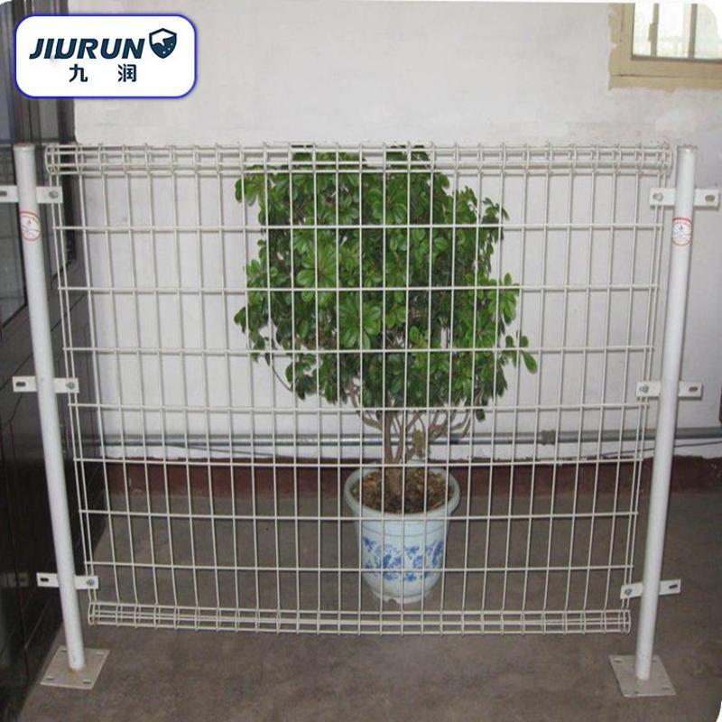 雙圈護欄網  社區花園圍欄 安全防護欄