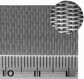 平纹斜纹席型网 201 304 316L等材质10-3200目 高温高压筛网
