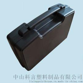 ky0010 450*330*130mm 直销增强型PP车用应急维修塑料工具箱收纳箱北京赛车箱仪器仪表箱