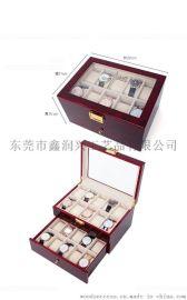 厂家直销的木质高管手表盒