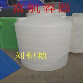 室外不怕晒1吨塑料桶 1立方清洗剂储罐