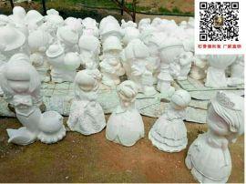 益阳市石膏娃娃像彩绘白胚批发厂家,石膏模具批发