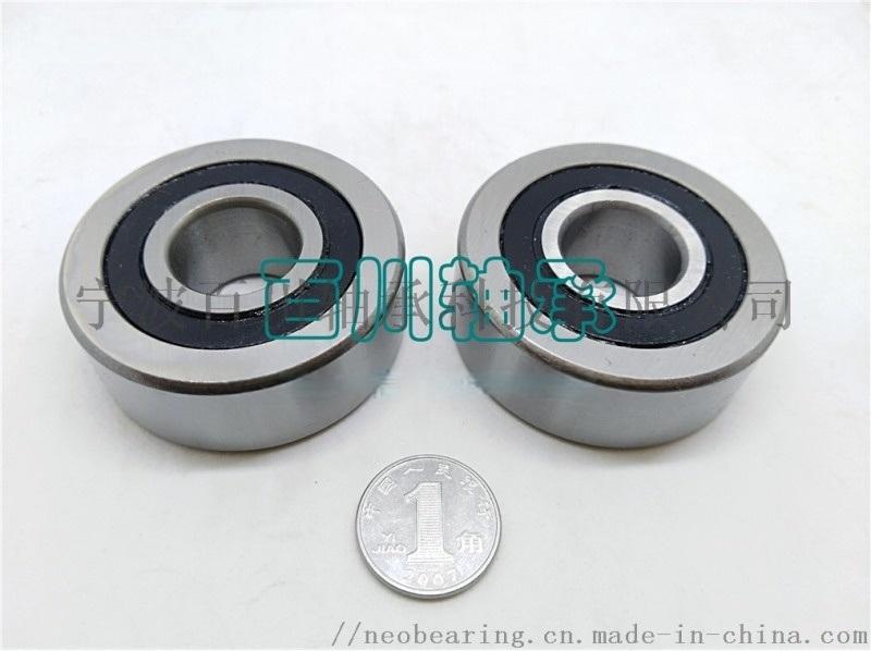 LR5203NPPU R500外圓導軌滾輪