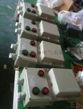 BQD53防爆電磁起動器IP55/380V 帶自復位萬能轉換開關