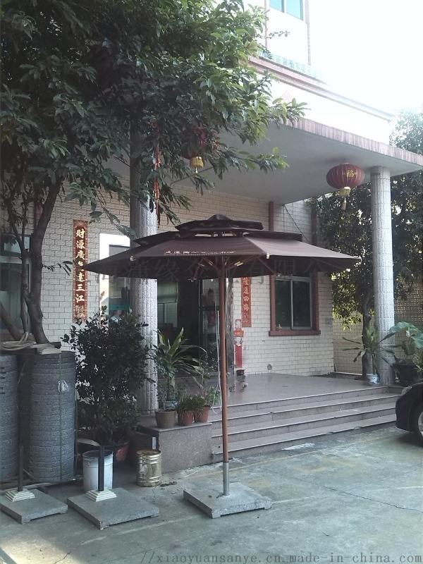 户外遮阳伞、庭院伞、中柱伞