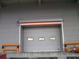 电动工业滑升门 电动车间提升门