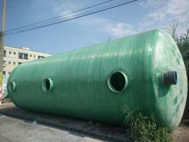 新农村旱厕改造专用 组合式玻璃钢化粪池安全高效