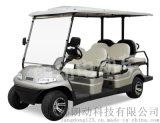 六座電子高爾夫觀光車 電動旅遊觀光車 成都朗動
