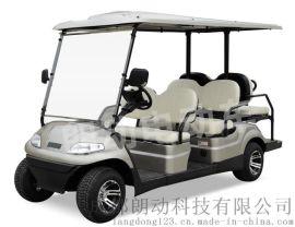 六座電子高爾夫觀光車|電動旅遊觀光車|成都朗動