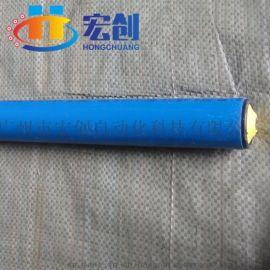 厂家直销PVC水上无动力滚筒 超轻无动力滚筒