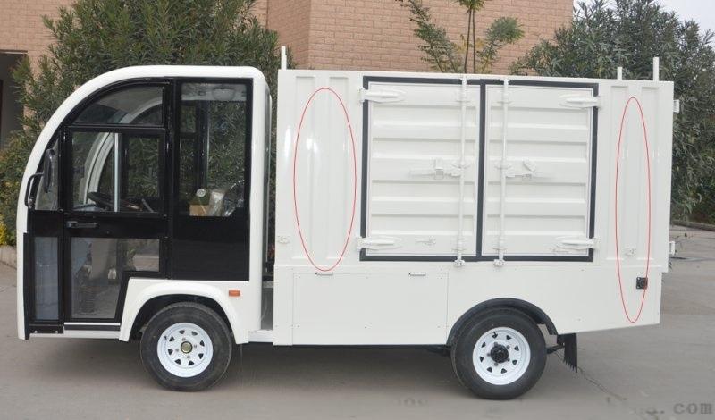 鑫躍1噸電動貨車XY-H24