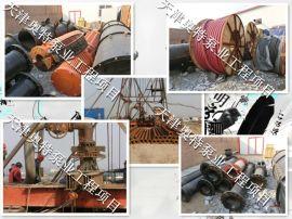 露天锌矿大流量潜水泵_QK390-323矿坑排水泵