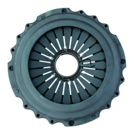 重汽430拉式大孔离合器压盘