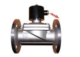 不锈钢法兰电磁阀ZS-50  ZS-40,ZS-35
