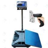 可以储存数据标签打印电子秤插U盘接扫描 的电子磅外接2台打印机