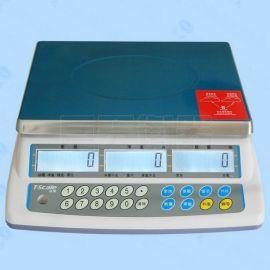 台衡惠而邦JSC-AHC电子桌秤 精密电子桌秤 30kg电子桌秤