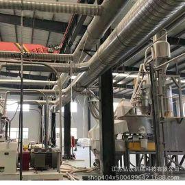 密炼机自动中央集中供料系统粉体液体输送计量系统