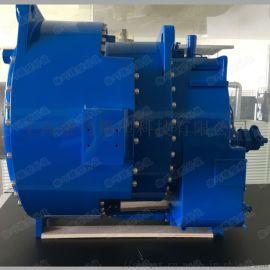 **真增速齿轮箱模型外观减速齿轮箱定制风力发电机