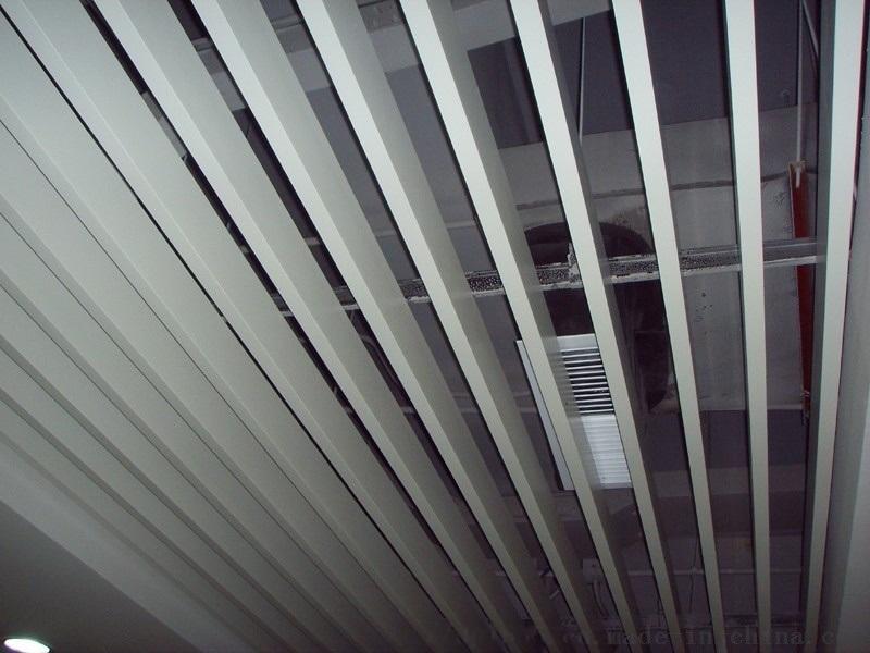 热转印铝方管 木纹铝方管 外墙铝方管