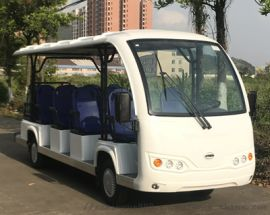 鑫躍11座電動觀光車GRK8+3