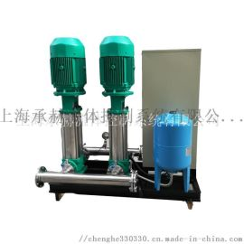威乐水泵MVI208立式多级离心泵集热系统循环泵