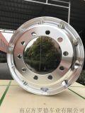 黑龍江輕量化卡車6.75鍛造鋁合金輪轂