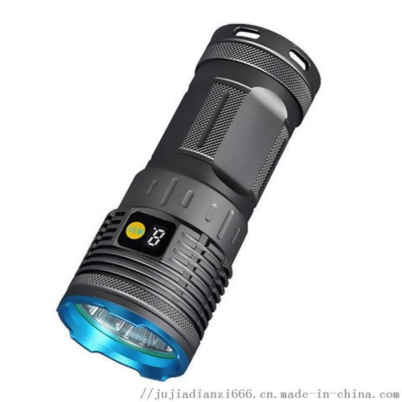 廠家直銷打獵手電筒 大功率強光手電筒