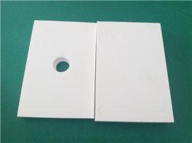 白色92氧化铝耐磨陶瓷板淄博赢驰常年供应