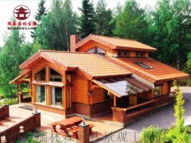 成都木屋厂家,原始生态木屋定制安装