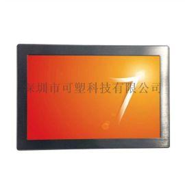 嵌入式工业平板电脑17寸无风扇一体机工控机触摸