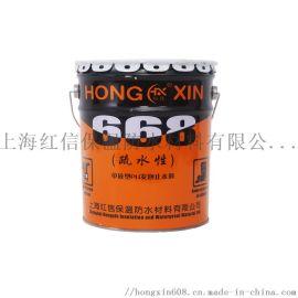 上海红信油性668聚氨酯灌浆料