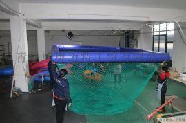 厂家直销Pvc充气泳池户外充气泳池水上休闲娱乐