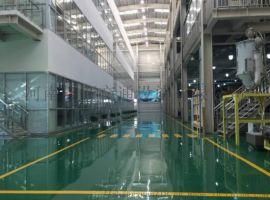 环氧树脂防静电自流平型地坪施工步骤