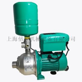 威乐水泵MHI202不锈钢多级泵集热系统循环泵