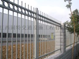 江西围墙护栏厂 工地电梯安全门 南昌锌钢护栏直销