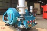 浙江金華BW礦用泥漿泵現場施工圖片